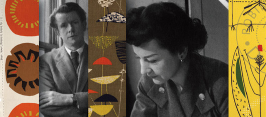 Robin y Lucienne Day