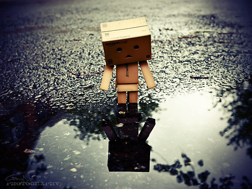 It's a sad rainy day....