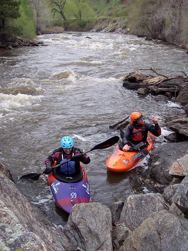 a little kayaking {2}