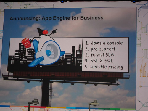 App Engine for Business