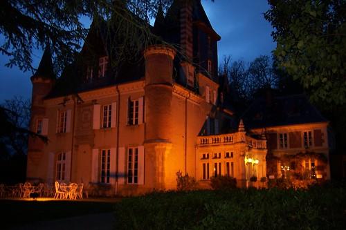 Réveillon au Château !