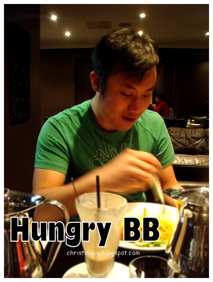 The Angel Cafe: My Hungry BB
