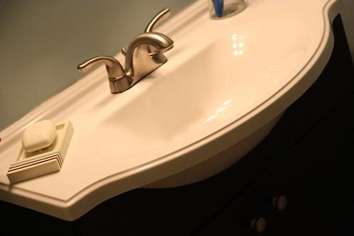 Sink after remodel