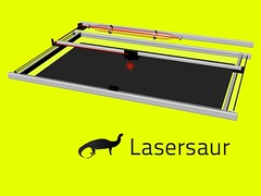 Lasersaur: Open Source Laser Cutter