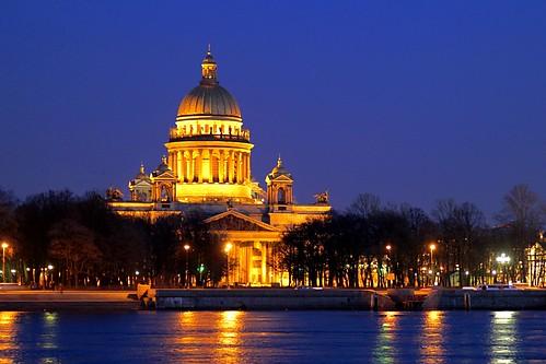 Санкт-Петербург: Собор во имя Святого Исаакия Далматского (Исаакиевский Собор)