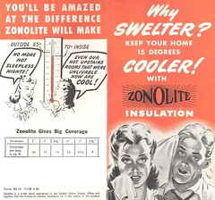 Zonolite Bi-Fold Pamphlet - Side A (Asbestorama) Tags: toxic montana insulation grace sweat mineral attic libby poison dust hazard contamination asbestos rumple zonolite vermiculite dustless tremolite amphibole