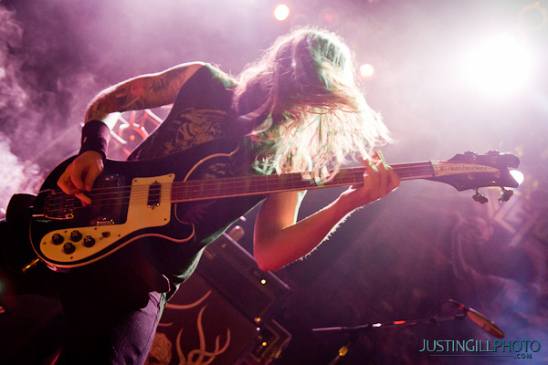 Skeletonwitch at House Of Blues