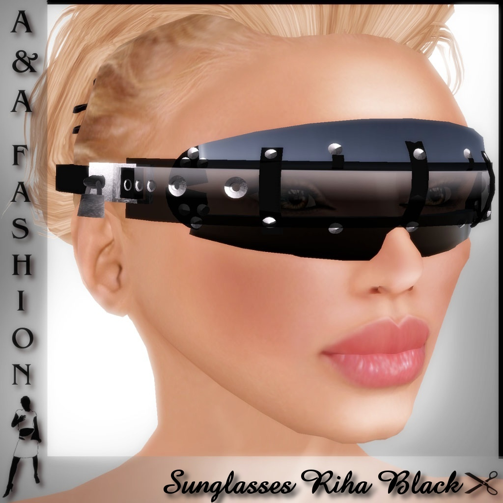 A&A Fashion Sunglasses Black