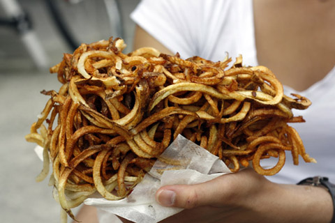 Curly Fries!!