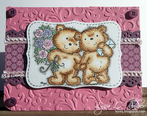 Beary Sweet Friends :)