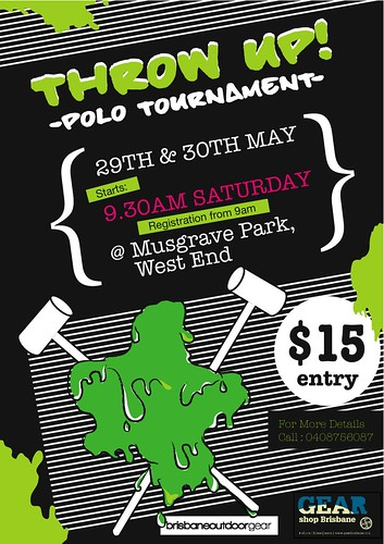 Brisbane Tourney Flyer by Gypsy stolen from Fixed.org.au