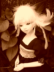 Donne moi un monstre m'a-t-elle dit (Nylh) Tags: asylum hyun unoa spiritdoll lusis sist alchemiclabo dollmate