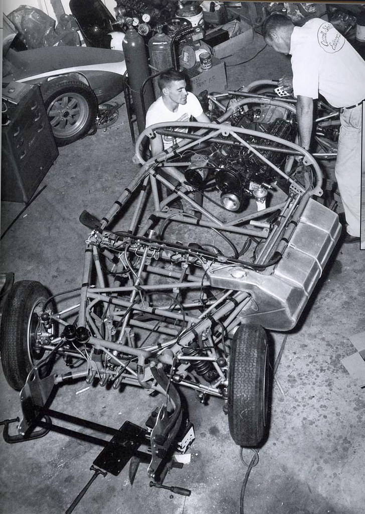 Shelby King Cobra Chassis