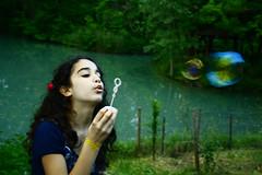Bolle di sapone - Soap bubbles (danifeb) Tags: bubble