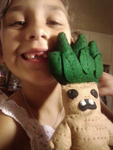 natalie and the mandrake