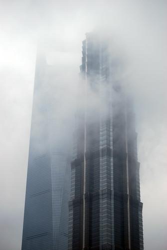 i61 - Jīnmào Tower & Shanghai World Financial Centre