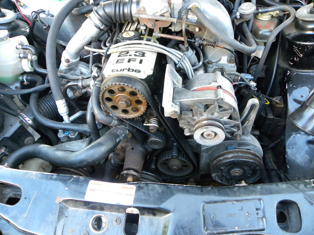 My 87 Monoblack Project The Merkur Club Of America Forums 1985 Wiring Harness Image