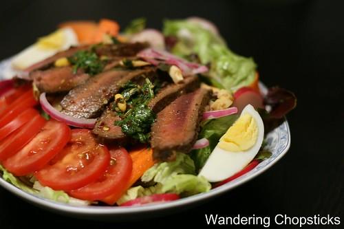 Xa Lach Thit Bo (Vietnamese Steak Salad) 2