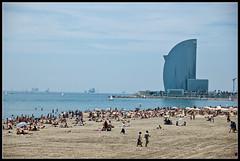 La Barceloneta de Barcelona