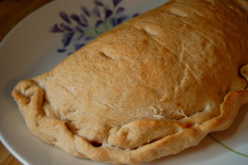 monster calzone