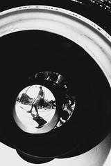 _MG_9506-29 (k.a. gilbert) Tags: bw selfportrait reflection memorial day ken parade handheld hubcap 116 lightroom uwa tokina1116mmf28
