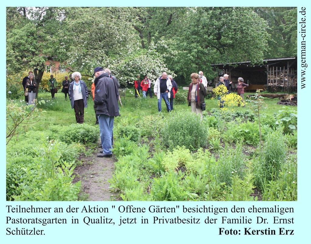 offene gärten mv