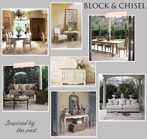 Block & Chisel