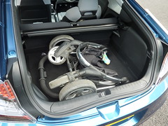 iCandy Chassis for pram/stroller (jaffacake.net) Tags: honda crz icandy