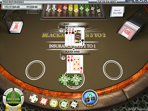 Vegas Rules Blackjack