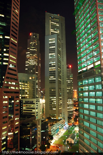 Ascott Raffles Place - OUB Tower