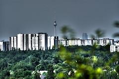 HDR Skyline Berlin