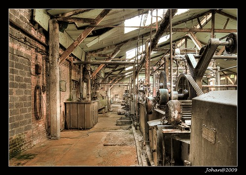 Forgotten factory.