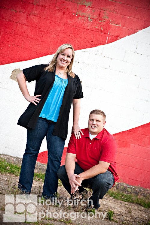 Lindsey + Chris | Champaign-Urbana E-Session