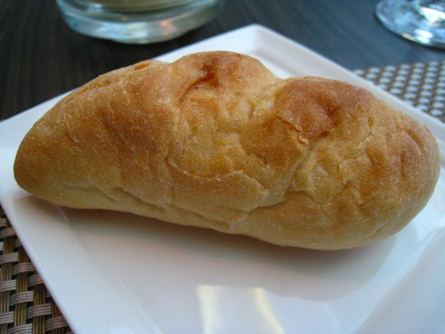 Warm & Soft Bread Roll @ Pamplemousse