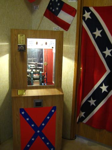 Rebel penny machine