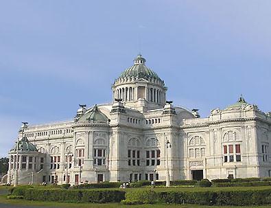 タイ王国-観光マップ/チットラダ宮殿 ::