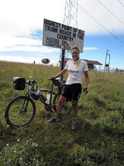 1b. Highest pass in Tanzania - should read 2466m!