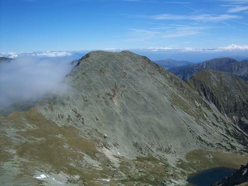 Varful Papusa(2508m)