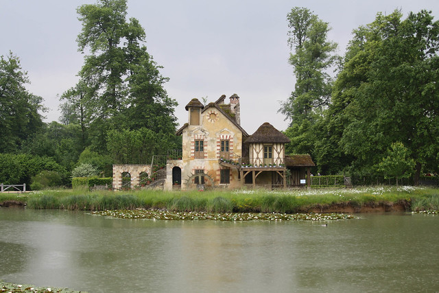 Marie-Antoinette's Estate at Versailles