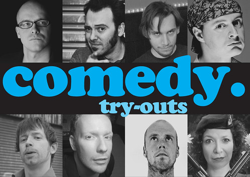 comedy try-outs
