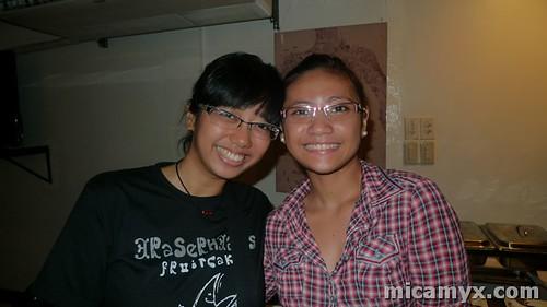 Sarah and Cai