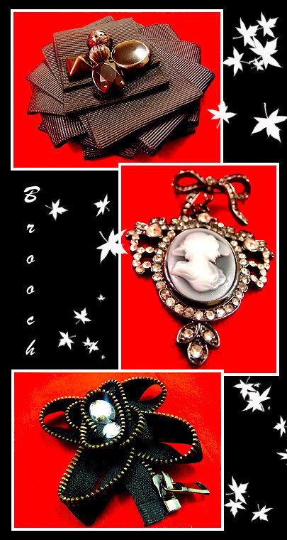 Diva Brooches