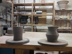 jug and vase
