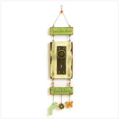 37760 Open Door Wall Decor $14.95