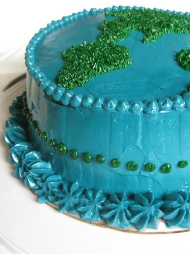 Noah's grad cake 2