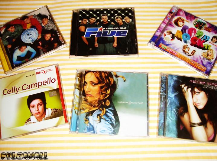 Bazar da Música - CDs Originais