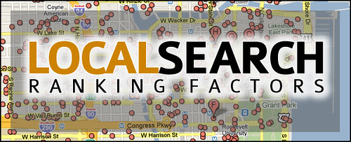 The Local Search Ranking Factors