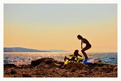 Dream Time (Matilda Diamant) Tags: girls summer holiday beach dream croatia brac rusalka yourwonderland supitar