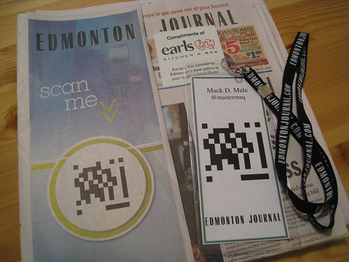 Edmonton Journal ScanLife Launch