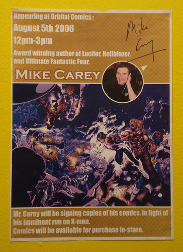 Mike Carey